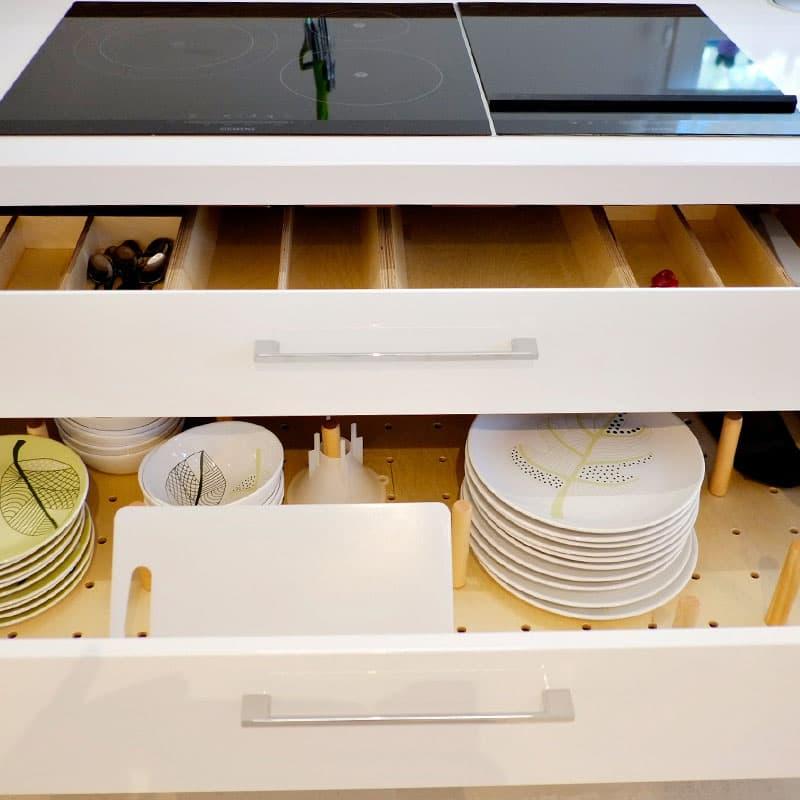 Diseño de cocinas en Santiago – Vicente de la Fuente
